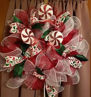 Kims Rockin Wreaths
