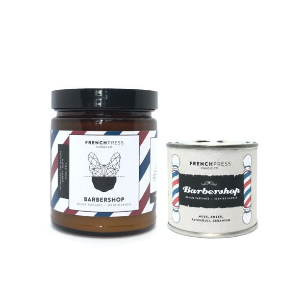 French Press Candle Co.